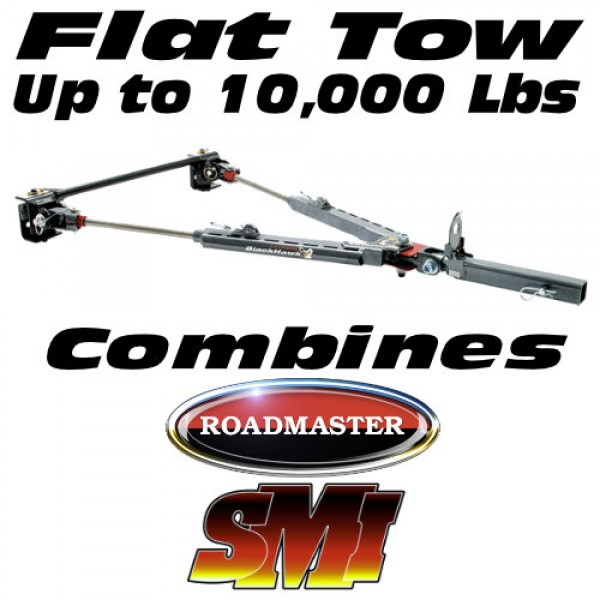 Roadmaster Towing Package - Up To 10,000 lbs - Coach With Hydraulic Brakes