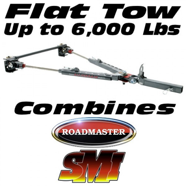 Roadmaster Towing Package - Up To 6000 lbs - Coach With Air Brakes