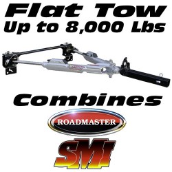 Roadmaster Towing Package - Up To 8,000 lbs - Coach With Air Brakes