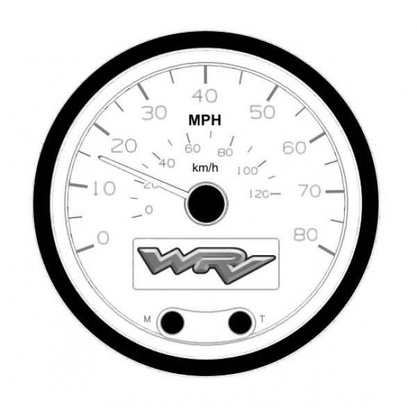 104561M - Round Actia Main Instrument Cluster Repair Service