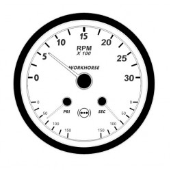 104561RT - Triple Gauge Instrument Cluster Repair Service