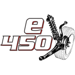 Ford E450 Suspension Packages
