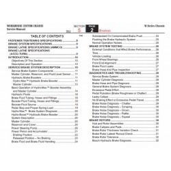 2007 Workhorse W-Series Brakes Service Manual Download