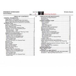 2007 Workhorse W-Series Steering Service Manual Download