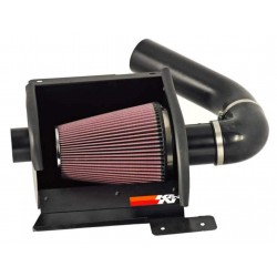 77-2570KTK  -  Ford E-Series V10 Performance Air Intake System