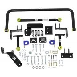 1259-106 - Front Anti-Sway Bar and Front Trac Bar Combo Workhorse W20/22/24 (01-Current)