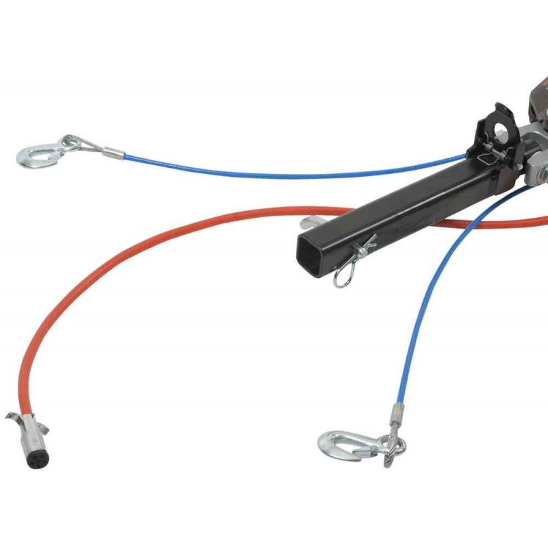 rm-576 roadmaster sterling all terrain tow bar w/ 6-wire electric cord