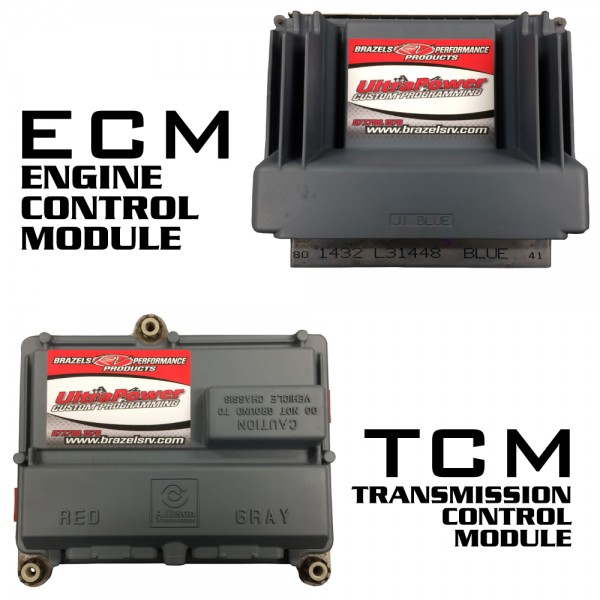 UltraPower GM / Workhorse 8.1L Custom Tuning (ECM & TCM)