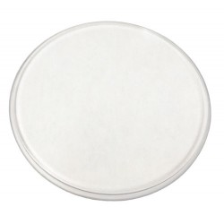 101386 - Round Actia Instrument Replacement Lens Cover without button holes