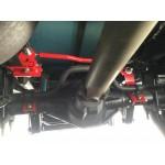 UTF53V8R - Rear UltraTrac Trac Bar Ford F53 14-18K GVW Chassis