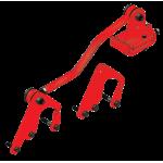 UTW22R - Rear UltraTrac Trac Bar For Workhorse W20, W21, W22, W24