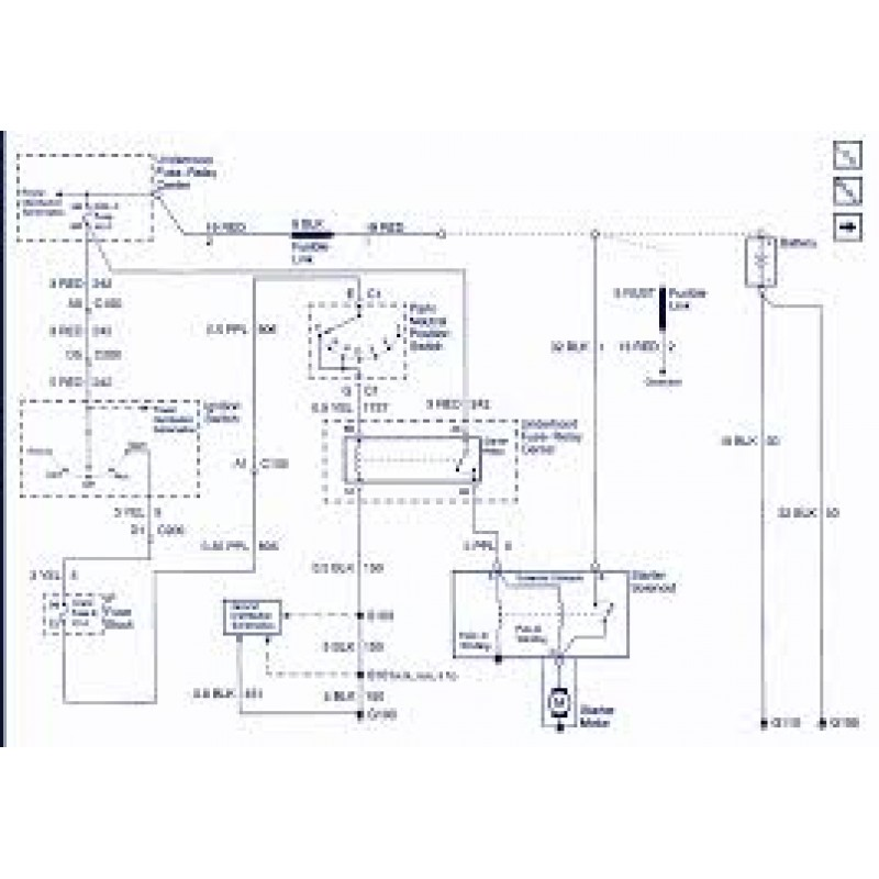 workhorse wiring diagrams 2004 workhorse commercial p42 / l31 5.7l wiring schematic download - workhorse parts workhorse wiring diagrams #1